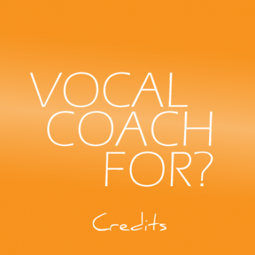 Vocal Coach